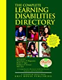 Complete Learning Disabilities Directory, , 1592375863