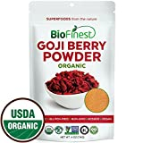 Best 100% Pure Eye Vitamins - Biofinest Goji Berry Juice Powder - 100% Pure Review