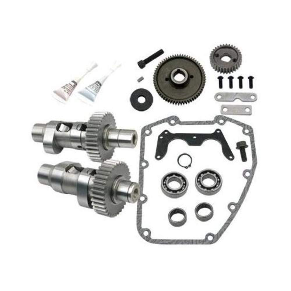 Amazon com: S&S 585 Gear Drive Easy Start Cam Kit for Harley