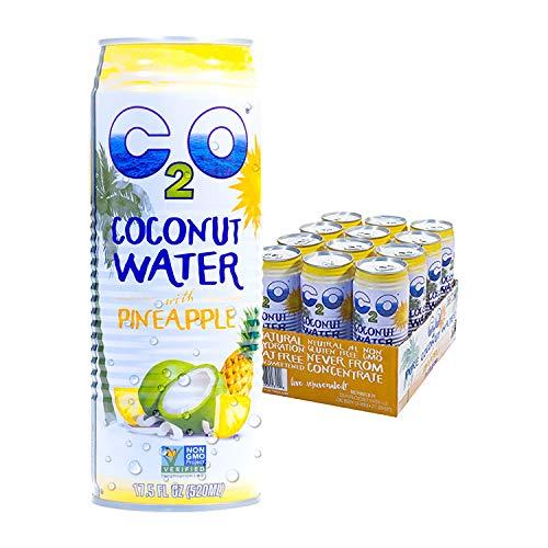 coconut water pineapple