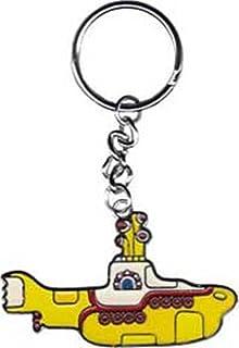 Amazon.com: Beatles Yellow Submarine de banda Metal Key ...