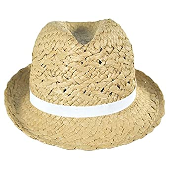 Cabo Fedora Hat (Sand White) at Amazon Women s Clothing store  a6207ee6f00