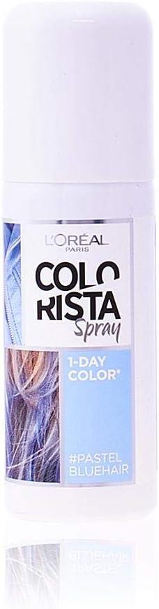 LOreal Paris Colorista Coloración Temporal Colorista Spray - Pastel Blue Hair