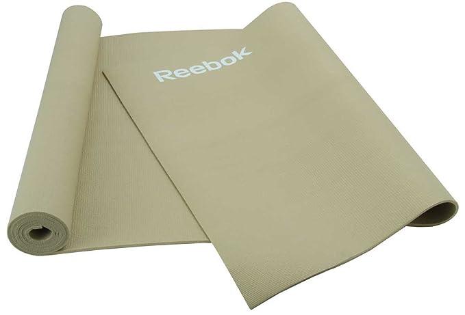 Reebok Yoga Mat - Esterilla de Yoga, tamaño 183