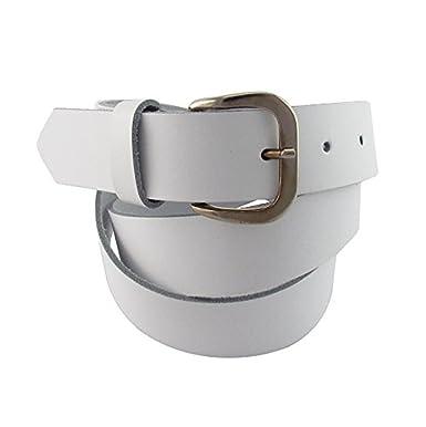 Xxl Gürtel Weiss Extra Langer Gürtel Bundweite 140 150 160 Cm übergrößengürtel Mit Dornschließe