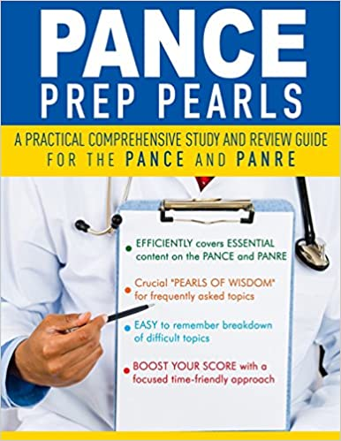 Pance prep pearls dwayne a williams 9781497396876 amazon books pance prep pearls 1st edition malvernweather Images