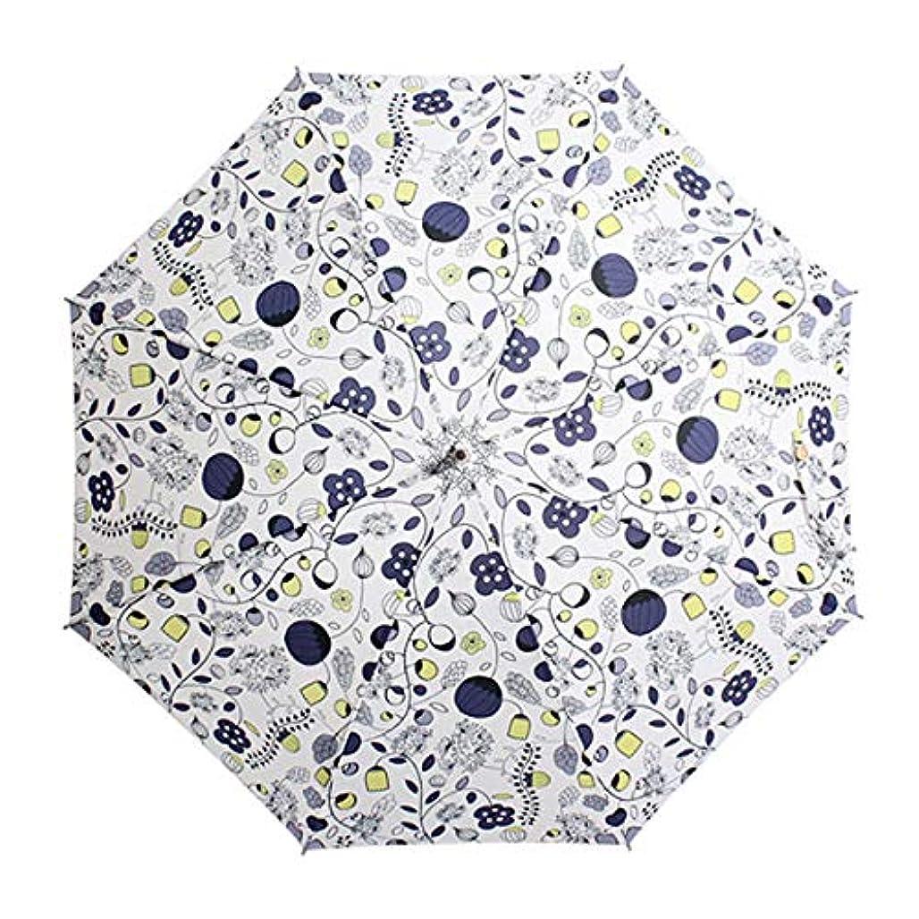 明るくするミル電話ワンタッチ 自動開閉 折りたたみ傘 8本骨 大きい レディース傘 メンズ傘 晴雨兼用 折り畳み傘 男女兼用 高強度グラスファイバー 耐強風 傘ケース付き
