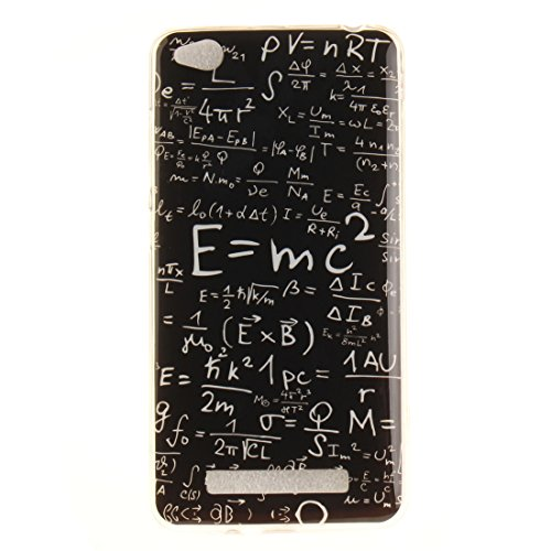 Hozor Cas Transparent Redmi Couverture 4A Résistant De Silicone Motif Xiaomi equation Scratch Arrière De Slim Téléphone Antichoc Peint En TPU Souple Cas Fit Protection Bord tnvtar