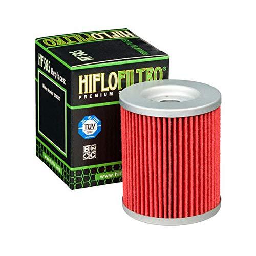 Hiflo HF585 Filtro dellolio per moto