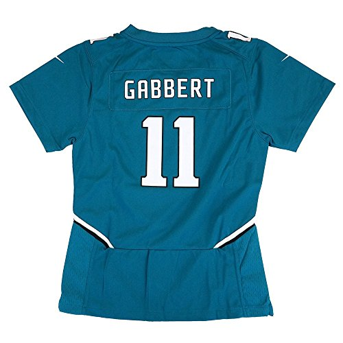 NIKE Blaine Gabbert Jacksonville Jaguars Alternate Teal Jersey Girls Youth