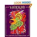 Wonderland: A Fantasy Adult Coloring Book (Volume 2)