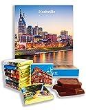 DA CHOCOLATE Candy Souvenir NASHVILLE Chocolate Gift Set 5x5in 1 box (Night) offers