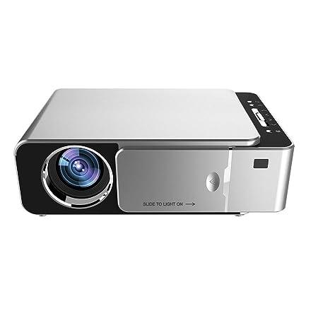 Yogasada Proyector T6 HD con función de Pantalla WiFi ...