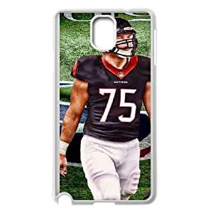 Houston Texans Samsung Galaxy Note 3 Cell Phone Case White 218y3-172361