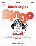 img - for Music Styles Bingo book / textbook / text book