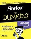 Firefox for Dummies, Blake Ross, 0471748994