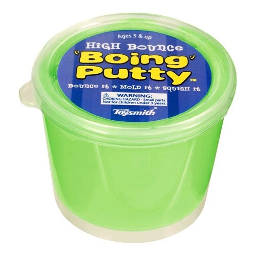 Price comparison product image Toysmith High Bounce Boing Putty 6 Pack