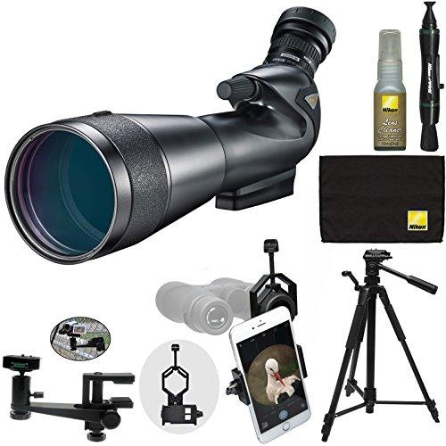 Nikon 20-60x82mm Prostaff 5 Angled Body Fieldscope Spotting