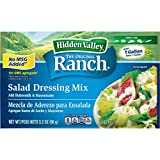 Hidden Valley Original Ranch Salad Dressing Mix, 3.2 Ounce Packet, Pack of 12 (21003)