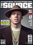 The Source Magazine (Jan 2014) Macklemore - American Hustle