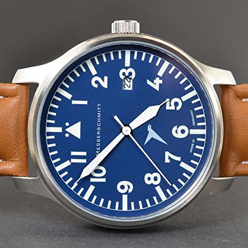 Messerschmitt ME-42B Blue Pilot Watch ME-BLAUE42B