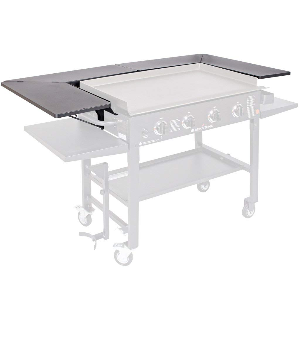 Blackstone Signature Accessories - 36 Inch Griddle Surround Table Accessory - Powder Coated Steel (Grill not included and Doesnt fit the 36in Griddle with New Rear Grease Model) (Renewed)