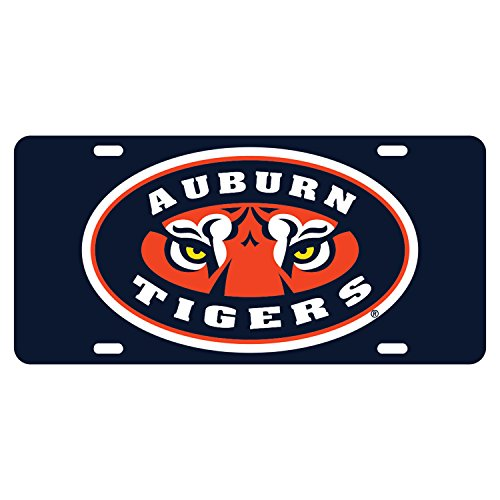 Auburn Tigers Tag BLU/REF AUBURN TIGER EYES TAG