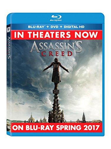 Assassin's Creed (Blu-ray + DVD + Digital HD)