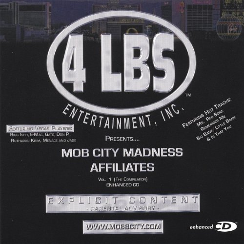 Mob City Madness Affiliates Vol. 1 [Explicit]