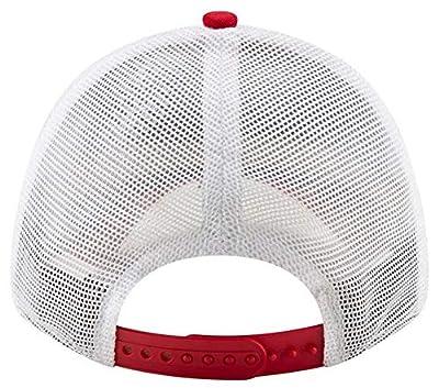 New Era 2019 MLB Anaheim Angels Baseball Cap Hat Truckered Frayed Logo 9Forty