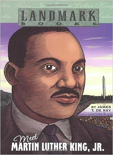 Download online Meet Martin Luther King, Jr. (Landmark Books) PDF