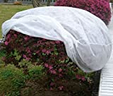 Agfabric .95oz Fabric Plant Cover and Protecting Bag for Frost Protection 28''x34''