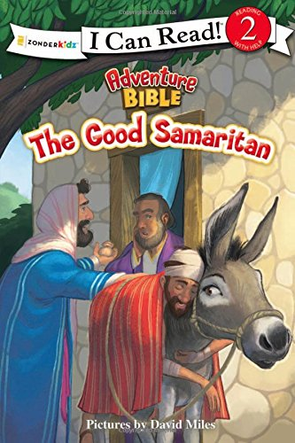 The Good Samaritan (I Can Read! / Adventure Bible)