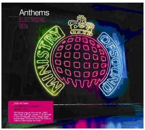 Ministry of Sound: Anthems Electronic 80's / (Electronic Sound)