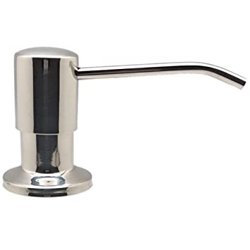Ultimate Kitchen Best Stainless Steel Sink Soap Dispenser