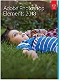 Adobe Photoshop Elements 2018 | Standard| PC/Mac | Disque