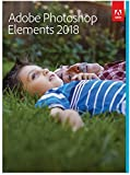 Software : Adobe Photoshop Elements 2018 [PC Download] - No Subscription Required