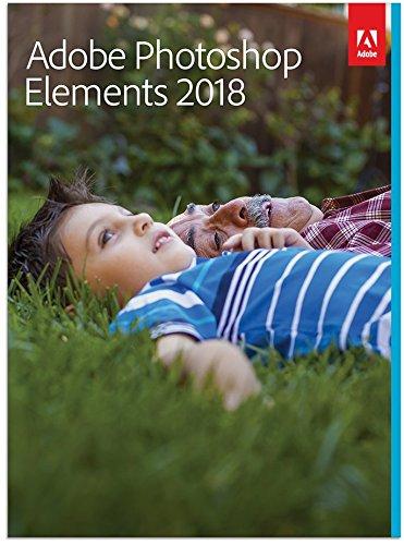 Adobe Photoshop Elements 2018   PC/Mac   Disc