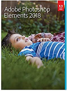 Adobe Photoshop Elements 2018 [Old Version] (B0752XSBH1) | Amazon Products