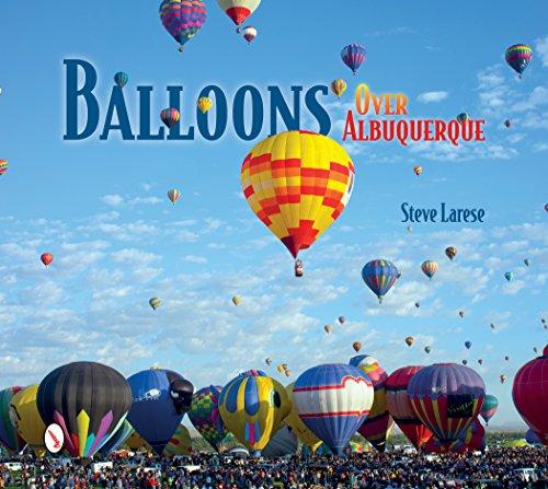 Hot Air Balloon Fiesta Albuquerque - Balloons Over Albuquerque