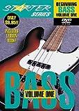 Beginning Bass Volume 1 DVD - Starter Series