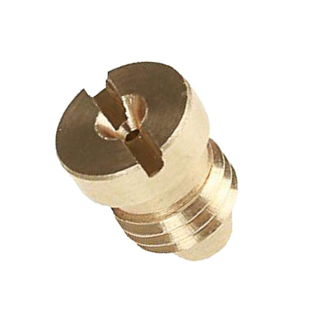 D DOLITY Foam Orifice Nozzle Tips and Foam Maker, Universal Thread Nozzle - Brass, 1.1mm