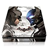 """Controller Gear Batman Arkham Knight """"Face Off"""" - PS4 Slim Console Skin - Officially Licensed"""