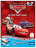 : VTech V.Flash Home Edutainment System - SmartDisc: Cars in the Fast Lane