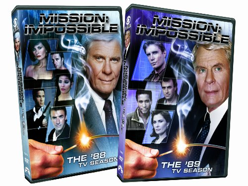Monticello Series - Mission Impossible: The '88 & '89 TV Seasons