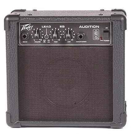 Amazon.com: Peavey Audition 2 canales Amplificador de ...