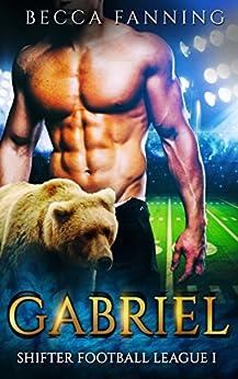 Gabriel Shifter Secret Football Romance ebook product image