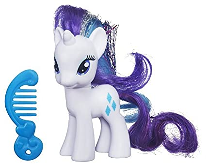 45f8080c377 Image Unavailable. Image not available for. Color  My Little Pony Rainbow  Power Rarity Figure Doll