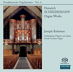 Scheidemann:obras para organo