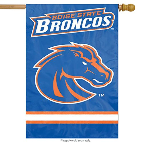 Party Animal Boise State Broncos Banner College (Broncos Ncaa Applique)